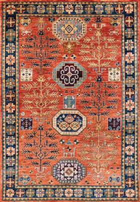 Barakat Rug at The Magic Carpet.