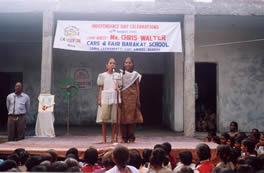 Barakat School Grand Opening