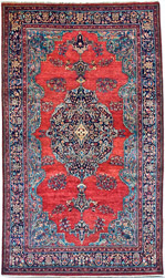 Indian Kazak. All vegetable dyes, hand spun and hand carded wool.