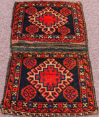 Persia (Iran) Double Bag