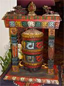 Nepal Prayer Wheel