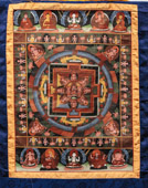 Nepal Wheel of Life