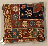 Caucasus Pillow