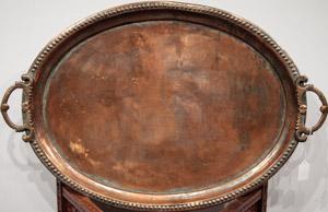 """5752 Persia (Iran) Platter 01'05""""X02'02"""""""