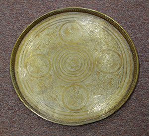 """5943 Persia (Iran) Platter 00'23""""X00'23"""""""
