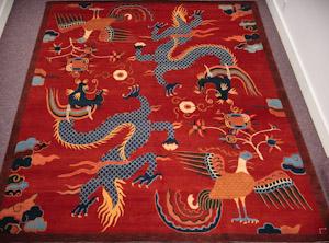 "91N78 Nepal-Tibet Traditional 08'00""X09'08"""