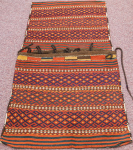 "KZPJ586 Afghanistan Double Bag 02'07""X05'03"""