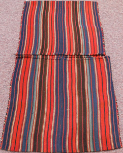 "KZPJ588 Afghanistan Double Bag 02'03""X05'01"""
