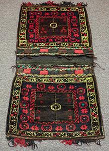 "KZPJ752 Afghanistan Double Bag 02'06""X05'03"""
