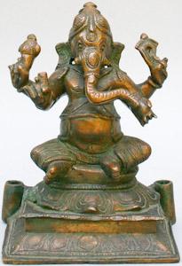 """5605 India Ganesha 00'05"""""""