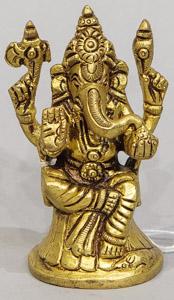 """5807 India Ganesha 00'04"""""""