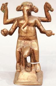 """5819 India Ganesha 00'06"""""""