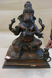5837 India Ganesha 00'14""