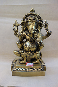 5839 India Ganesha 00'09""