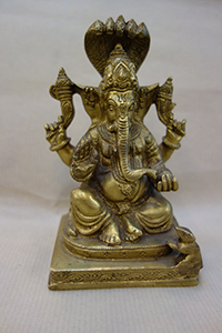 5845 India Ganesha 00'05""