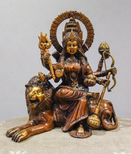 """5920 India Durga 01'00"""""""