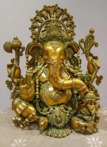 """5927 India Ganesha 01'04"""""""