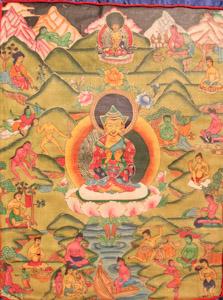 """8014 Nepal Lama 01'09""""X02'11"""""""