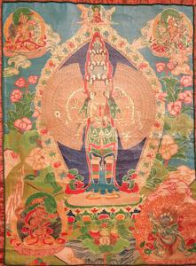 """8026 Nepal Buddha 02'02""""X03'05"""""""