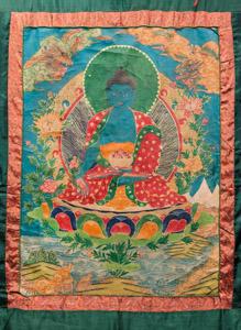 """8028 Nepal Buddha 02'01""""X03'05"""""""