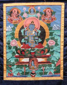"8034 Nepal Blue Tara 01'08""X02'05"""