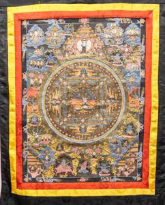 """8045 Nepal Buddha 02'04""""X03'05"""""""