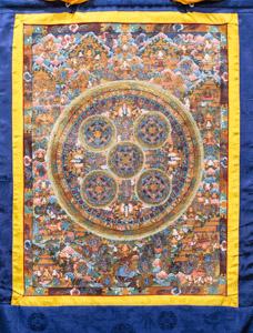 """8046 Nepal Buddha 01'10""""X02'08"""""""