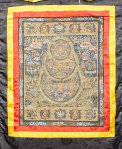 """8047 Nepal Buddha 02'00""""X02'10"""""""