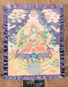 "8048 Nepal Green Tara 01'09""X03'01"""