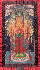 """8052 Nepal Buddha 01'06""""X03'05"""""""