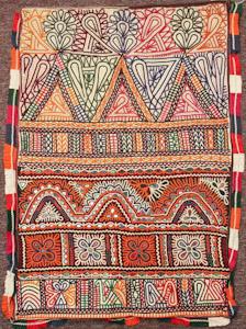 """1104 India Handbag 02'02""""X02'11"""""""