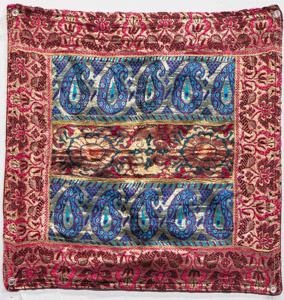 """1847 India Pillow 01'02""""X01'02"""""""