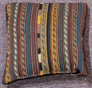 "1850 Afghanistan Pillow 01'05""X01'06"""