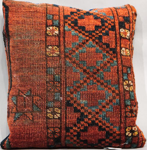 "2191 Afghanistan Pillow 01'02""X01'04"""