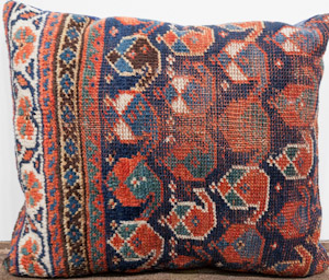 "2222 Persia (Iran) Pillow 01'02""X01'04"""