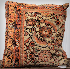 "2267 Persia (Iran) Pillow 01'09""X01'10"""