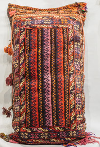 """2365 Afghanistan Pillow 02'01""""X03'08"""""""