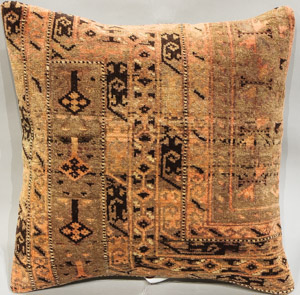 "2371 Afghanistan Pillow 01'04""X01'04"""