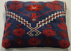 """2444 Afghanistan Pillow 00'19""""X00'21"""""""