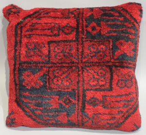 "2475 Afghanistan Pillow 00'17""X00'19"""