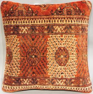"""KZKAR42 Afghanistan Pillow 01'04""""X01'04"""""""