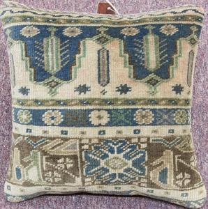 """KZKAR56 Turkey Pillow 01'04""""X01'04"""""""