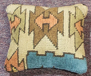 "KZKAR59 Turkey Pillow 01'00""X01'00"""
