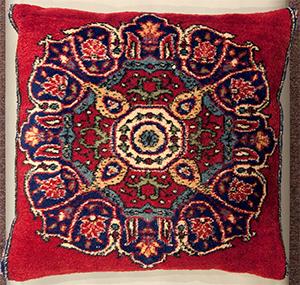"""KZKAR76 Turkey Pillow 00'28""""X00'28"""""""