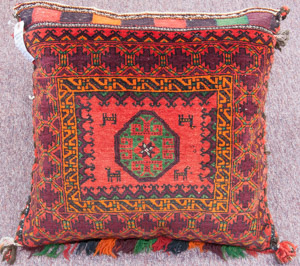 "KZPJ656 Afghanistan Pillow 02'00""X02'01"""