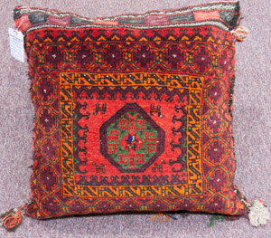 "KZPJ657 Afghanistan Pillow 02'00""X02'01"""